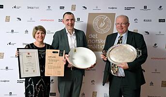 Halvors Boknafisk Loin er «Årets matspire»