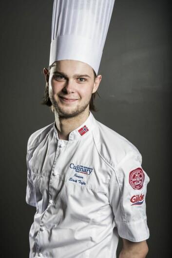 Eirik Tufte. (Foto: NKL)