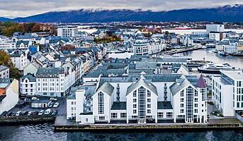 Ny hotelldirektør på Radisson Blu Hotel Ålesund