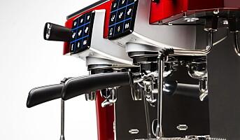 Nye espressomaskiner