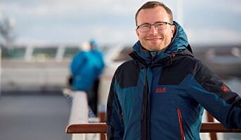 Ny kommunikasjonsrådgiver for Hurtigruten