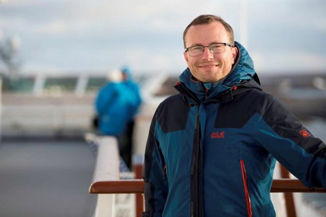 Svein Harald Lian bli ny kommunikasjonsrådgiver fra Hurtigruten.