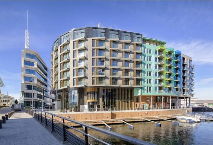 Norges beste hotell, ifølge denne kåringen: The Thief. (Foto Mattias-Hamren og Jason-Strong)