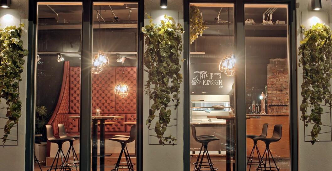 Nedre Løkka Cocktailbar & Lounge lanserer sitt pop-up-kjøkken førstkommende tirsdag.