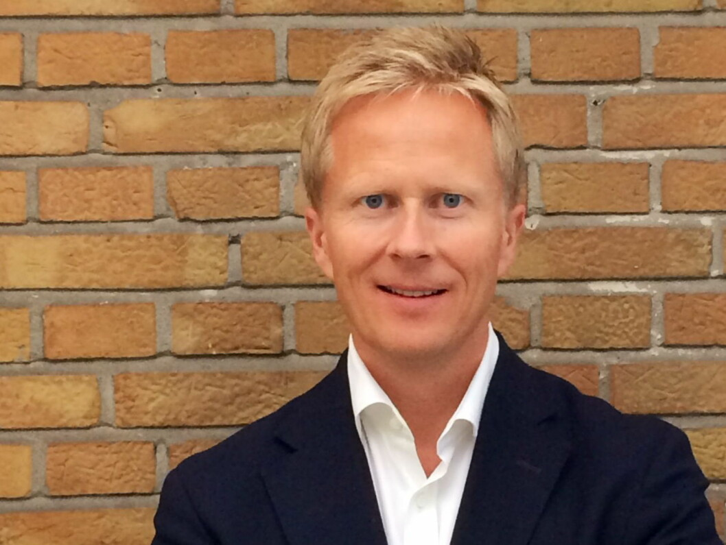 Anders Røed. (Foto: Ringnes)
