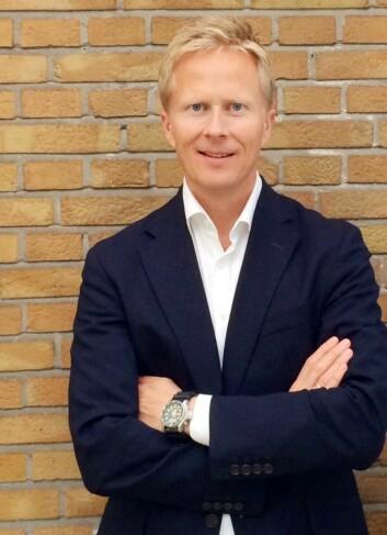 Anders Røed er ny administrerende direktør for Ringnes. (Foto: Ringnes)