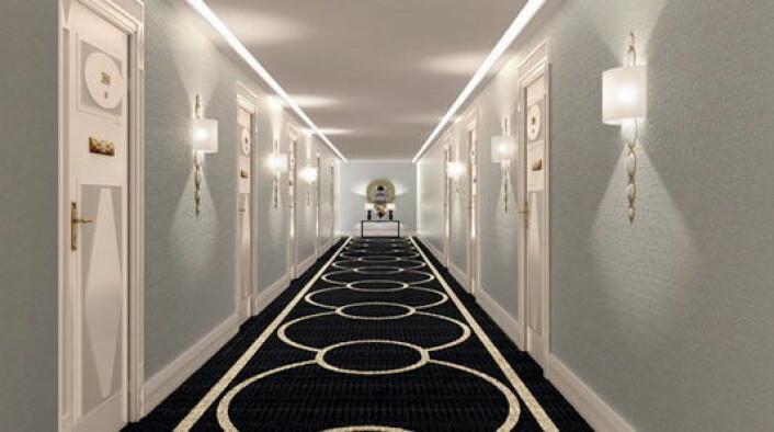 Grand Hotel er pusset opp for 200 millioner kroner.