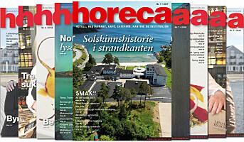 Historiens største Horeca-magasin