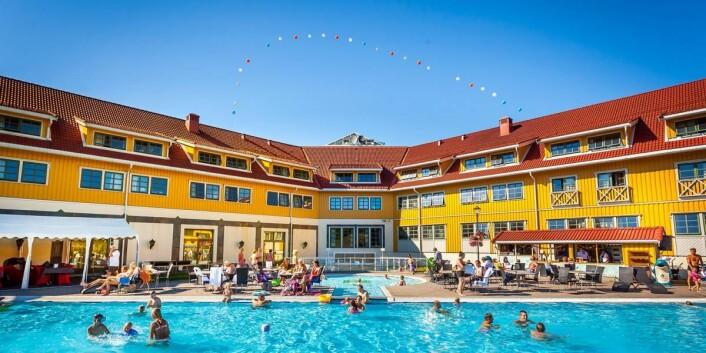 Thon Hotel Sørlandet blir snart et Scandic-hotell. (Foto: Thon Hotels)