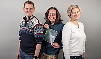 Bok om innovasjon i norsk matproduksjon