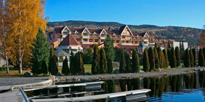 Thon Hotel Fagernes blir nå et Scandic-hotell. (Foto: Thon Hotels)