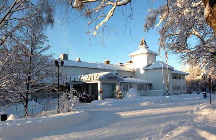Lillehammer Hotell. (Foto: Hotellet)