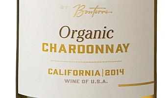 Økologisk hvitvin fra California