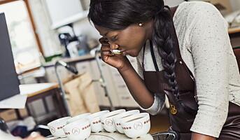 NM i kaffekunst på Smak