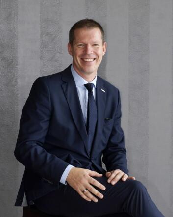 Jens Brandin er ny hotelldirektør på Radisson Blu Royal Hotel i Stavanger.