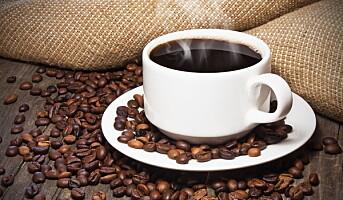 Vi står i fare for å gå tom for kaffe