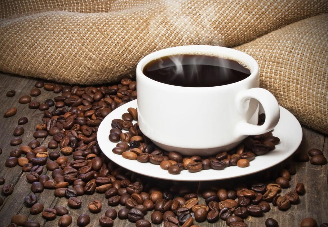 Vi kan gå tom for kaffe i løpet av snaut 100 år. (Illustrasjonsfoto: Colourbox.com)