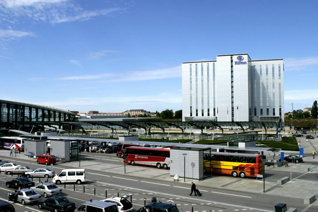 Hilton Copenhagen Airport blir til Clarion Hotel Copenhagen Airport 1. april i år.