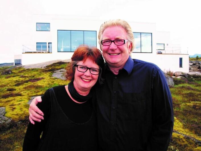 Liv Storvik Harby og Lars Harby. (Arkivfoto: Odd Henrik Vanebo)