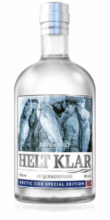 Arvesølvet Helt Klar - for skrei.