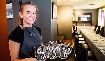 Garanterer læreplass til kokker og servitører
