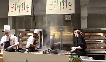 Se videoer fra semifinalen i NM i burger 2017