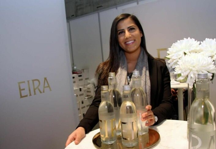 Maryam Al-Sultan er nyansatt hos Eirawater. Hun har blant annet bakgrunn fra Nordic Choice Hotels. (Foto: Morten Holt)