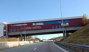 Stav Hotel tilbake i Best Western