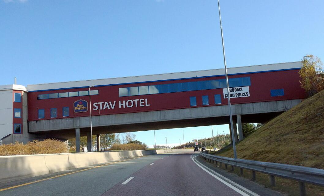 Stav Hotel er tilbake i Best Western. (Foto: Morten Holt)