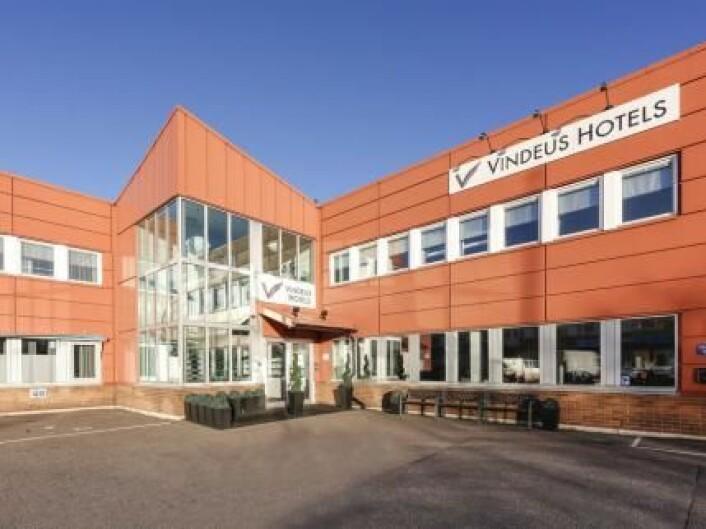 Hotel Vindeus blir en del av First Hotels fra 1. mars.