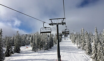 Mange til fjells i vinterferien
