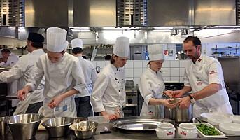 Inspirasjonsdag på Nannestad-kjøkkenet