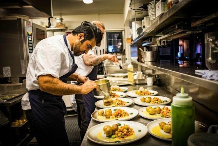 Nesten 81 000 retter ble solgt av de om lag 50 restaurantene i Kristiansand som var med på «Spis For 100».