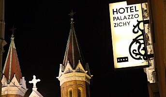 Liten hotellgruppe markerer seg i Budapest