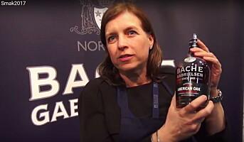Første cognac lagret på amerikanske eikefat