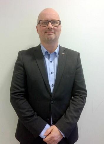 Terje Lysholm blir ny administrerende direktør for Røros Hotell AS. (Foto: Privat)