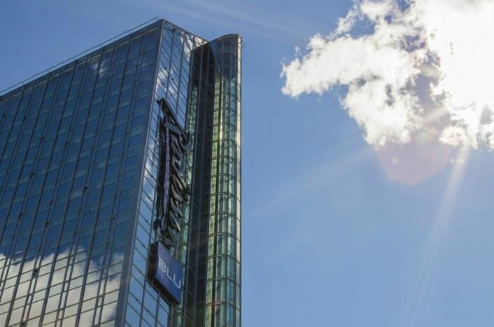 Radisson Blu Plaza er et landemerke i Oslo.