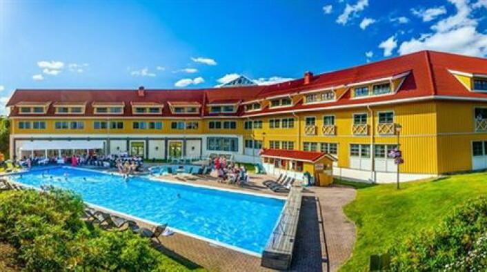 Thon Hotel Sørlandet blir nå et Scandic-hotell. (Foto: Arkiv)
