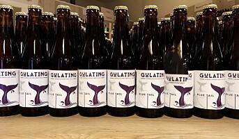 Ny serie med øl hedrer Sandefjord by