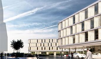 Åpner nytt stort hotell på Flesland
