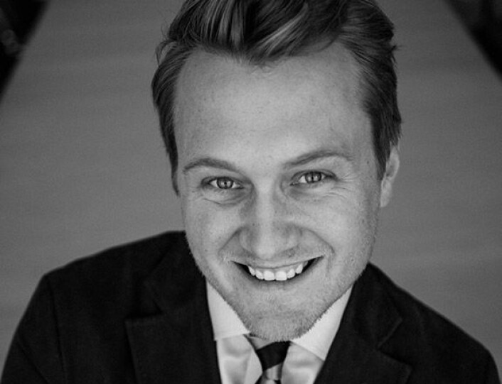 Gründer: Markus Vesøen.