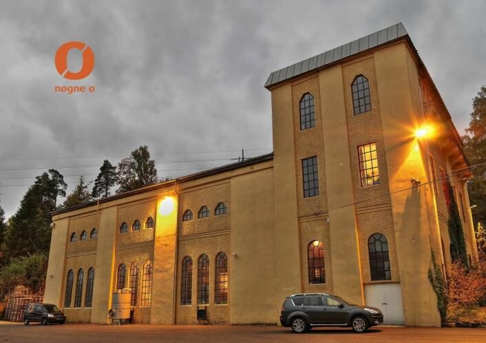 Gamle Rygene Kraftstasjon skal nå rehabiliteres. (Foto: Nøgne Ø.)