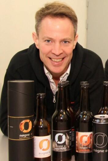 Sverre Orm Øverland. (Foto: Morten Holt)