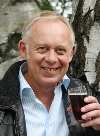 Petter Nome. (Arkivfoto: Morten Holt)