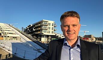 Tore Jørgensen skal lede Oslofjord Convention Center