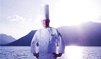 Frode Selvaag er «Årets kjøkkensjef 2016»