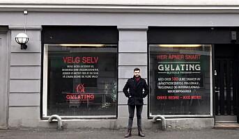 Gulating åpner tre nye butikker