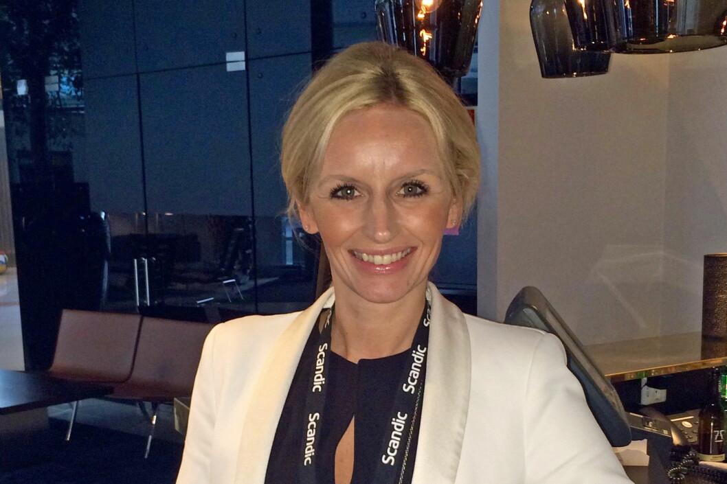 Lise Solheim Haukedal blir ny hotelldirektør på Hotel Norge by Scandi