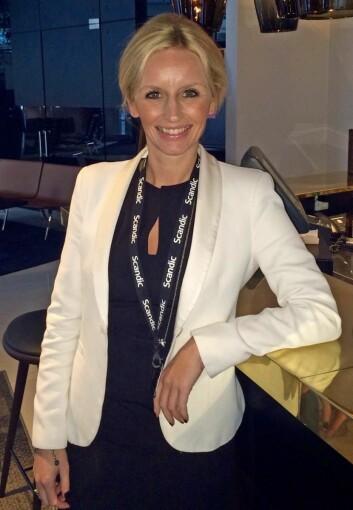 Lise Solheim Haukedal.