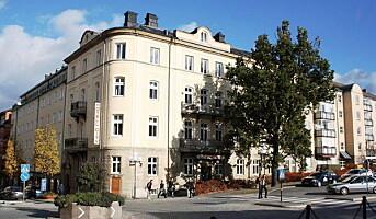 Velrennomert Eskilstuna-hotell til First